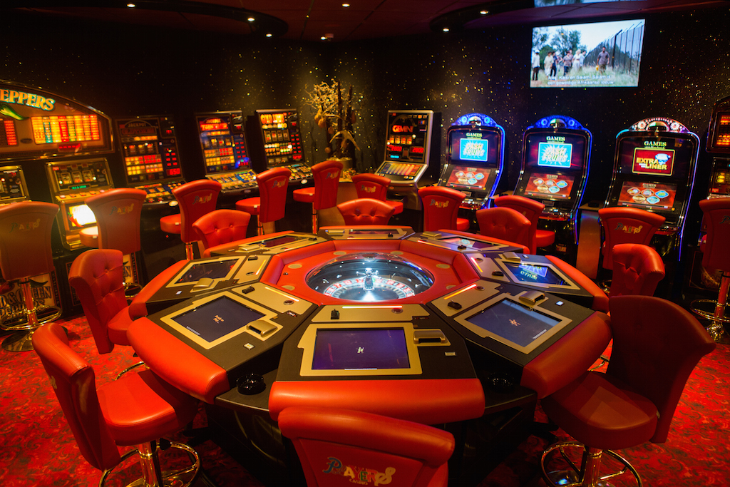 Breda casino parkeren